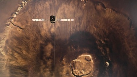 Soaring over the surface of Mars   Digital-News on Scoop.it today   Scoop.it