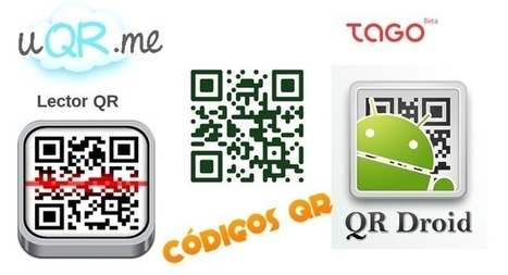 Seis alternativas para generar tus códigos QR | Mis gatgets 2.0 en la red | Scoop.it