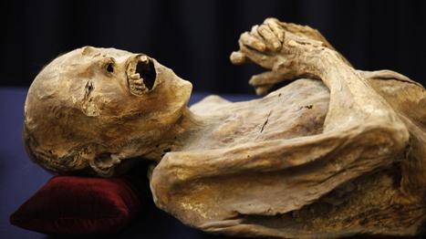 Les momies aussi avaient des problèmes d'artères | Égypt-actus | Scoop.it
