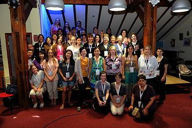 WikiChix Lunch 2011 - Outreach Wiki | Women and Wikimedia | Scoop.it