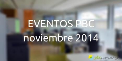 Pinterest , usabilidad web y mucho más en noviembre en PBC Coworking | PBC Coworking | Actividad Jovempa Vinalopó | Scoop.it