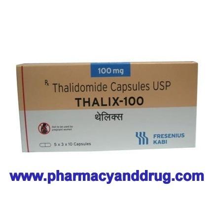 Generic Thalix 100 mg (Thalidomide Capsules)   Anti Cancer Medicine   Scoop.it
