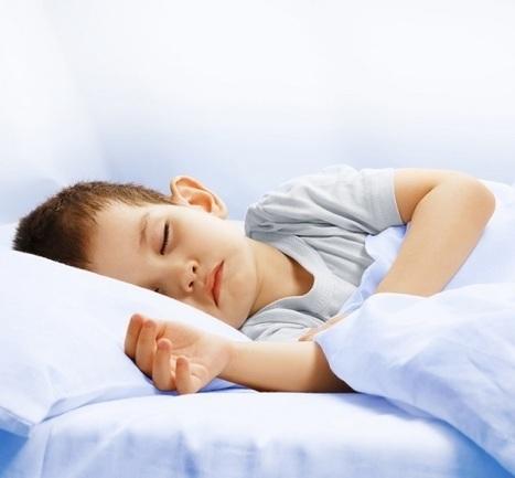 Regular Bedtime Means Better Behavior | Effective Behavior in Kindergarten! | Scoop.it
