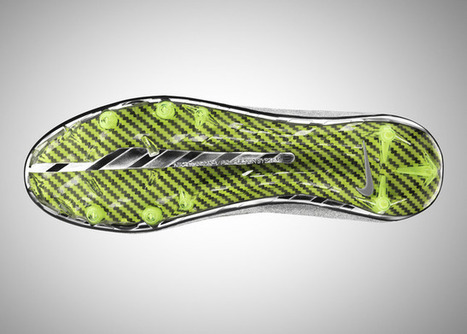 Nike's Latest Football Cleat Incorporates 3D-Printed Carbon V-Plate | 3D Printing and Fabbing | Scoop.it