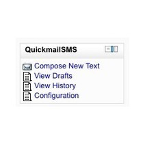 Moodle plugins directory: QuickmailSMS   elearning stuff   Scoop.it