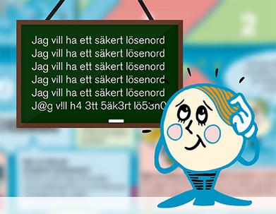 3tt 5äk3rt lö53n0rd – tips med anledning av Safer Internet Day | IKT-skola | Scoop.it