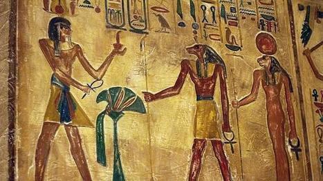 Demuestran que los faraones mantenían relaciones sexuales con miembros de su familia   Egiptología   Scoop.it