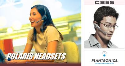 Plantronics Polaris Direct-Connect Headsets | Business Hacker | Scoop.it