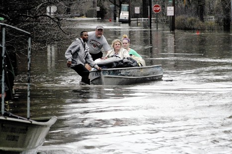 Insurers sue Chicago-area towns in bid to get flood money | Sustain Our Earth | Scoop.it