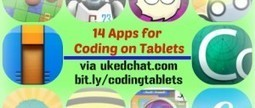 Education Apps – 14 Apps for Coding on Tablets | cool stuff | Scoop.it