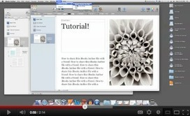 Apps in Education: Monster List of iBook Tutorials | Educre8or | Scoop.it