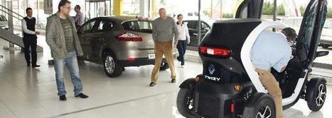 Renault vende 350 Twizy el día de su salida al mercado | Mexicanos en Castilla y Leon | Scoop.it