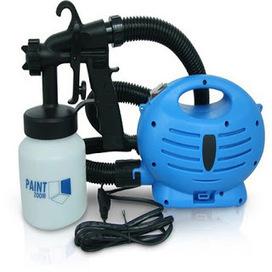 Spray Cat Mudah Alih - Spray Gun with Compressor | Menjadi Kontraktor | Scoop.it
