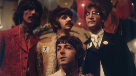 Book Report: 'Beatles Vs. Stones' Through the Lens of '60s Politics - K-Earth 101 FM | Music | Scoop.it