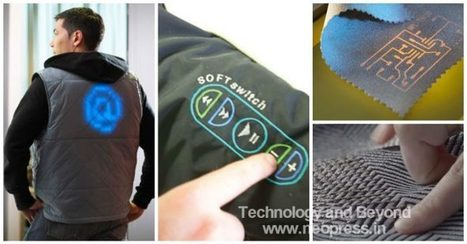 This Smart Textile By Indian-Origin Researcher Is all Set To Change The Way Medical Technology Works! | Fashion & technology | Scoop.it