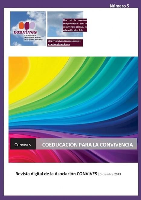 CONVIVES nº5: COEDUCACIÓN PARA LA CONVIVENCIA - Multiblog | orientación | Scoop.it