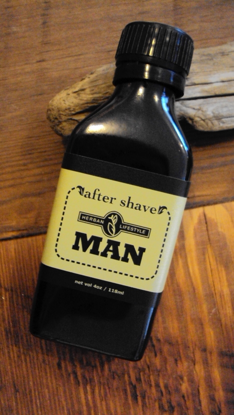 Father's Day Gift Idea | Organic Aftershave, the one well, Greenpoint | Spotlight | New York Boutiques | Scoop.it