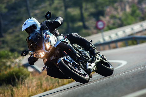 Versatility redefined Introducing the new Triumph Tiger Sport | Motorcycle Industry News | Scoop.it