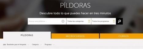 Pildorea, plataforma de venta de vídeos con tutoriales | e-Learning, Diseño Instruccional | Scoop.it