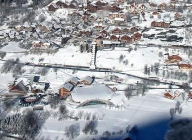La station de Vaujany a ouvert les portes d'un pôle Sports Loisirs éco-conçu | Stations, ski, neige et tourisme en montagne | Scoop.it