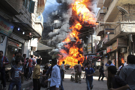 Syrian War Worsens Ahead of Peace Conference   photojournalist   Scoop.it