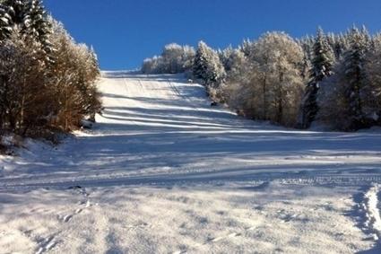 Ski : la neige est de retour à Laguiole et Brameloup ! | L'info tourisme en Aveyron | Scoop.it