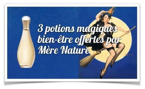 3 potions magiques bien-être offertes par Mère Nature | La Cabane aux Arômes | Scoop.it