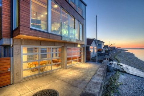 The Tsunami House by Designs Northwest Architects | 16s3d: Bestioles, opinions & pétitions | Scoop.it