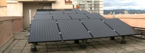 Solaire hybride : un rendement multiplié par quatre ! | Circuits courts de production innovante en collaboration ouverte | Scoop.it