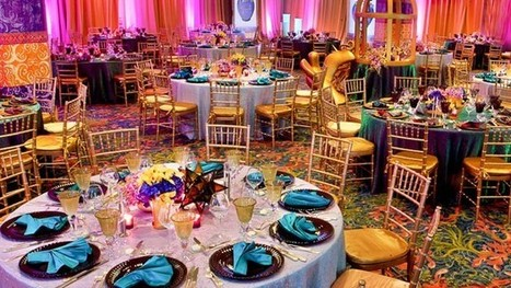 8 New Rules in Event Decor - Collaborate Meetings   Travel Buzz   Scoop.it