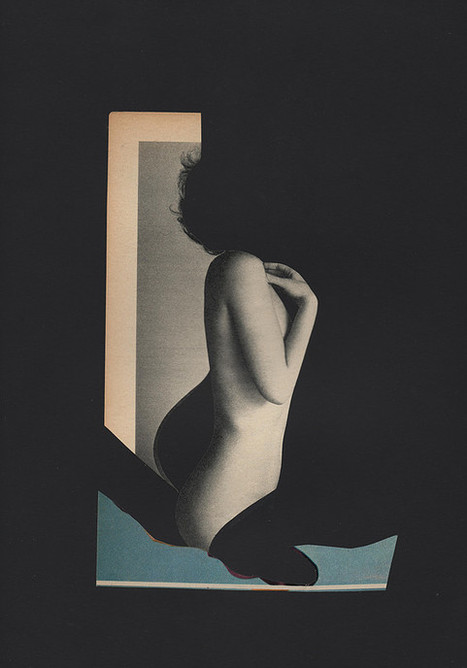 rozenn le gall collages | photography | Scoop.it