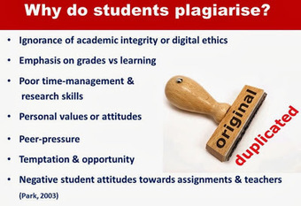 @Ignatia Webs: #Plagiarism and digital #citizenship | Aprendiendo a Distancia | Scoop.it