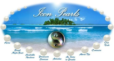 Icon Pearls - The World of Pearls | Pearls Around the World | Scoop.it