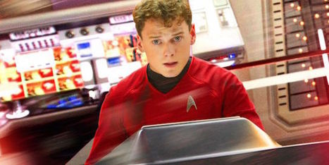 Star Trek's Anton Yelchin Dead at 27 | Discover Your Inner Geek | Scoop.it