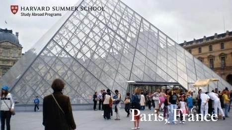 J'ai fait Harvard...à Paris (1/5) - Idées - France Culture | English Usage for French Insights | Scoop.it