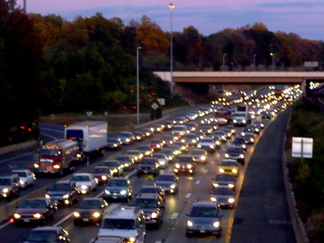 Building More Roads Does Not Ease Congestion | green streets | Scoop.it