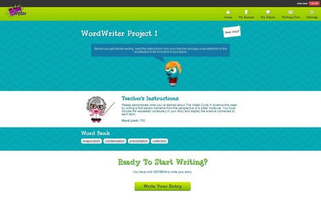 BoomWriter | Digital literacy and blended learning | Scoop.it
