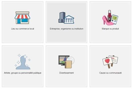 Créer une page Facebook d'entreprise pas à pas : le guide (débutants) Marseille Toulon Nice Nimes Montpellier | Le Social Média | Scoop.it