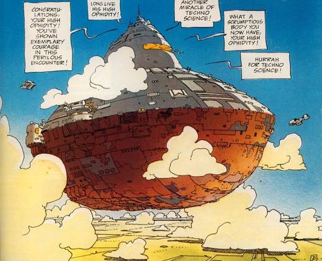 The comics industry remembers Moebius, 'a true master of everything comics'   DailyComics   Scoop.it