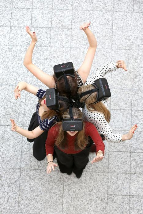 Disney invests $65m in virtual reality start-up company: Is VR the future of cinema?   4D Pipeline - trends & breaking news in Visualization, Mobile, 3D, AR, VR, and CAD.   Scoop.it