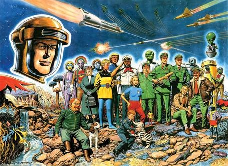 Dan Dare Haynes Spaceship Repair Guide | Science Fiction Future | Scoop.it