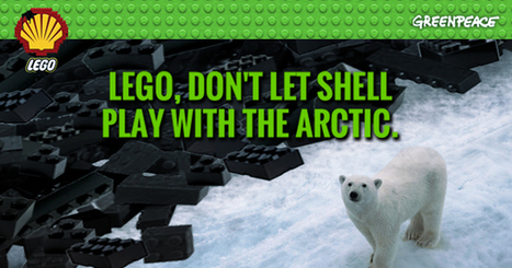 LEGO, how will you rebuild what Shell destroys? | Visual & digital texts | Scoop.it
