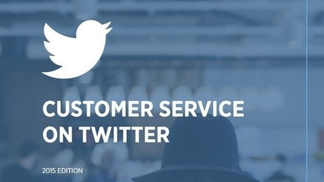Twitter sort un guide pour bien gérer la relation et le service client ! | Marketing 3.0 | Scoop.it