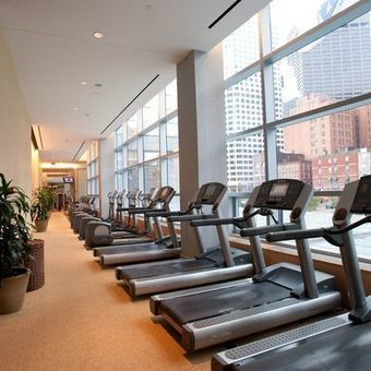 Hotel fitness centers with killer views - USA Today - USA TODAY | Fitness Programs Pompano Beach | Scoop.it
