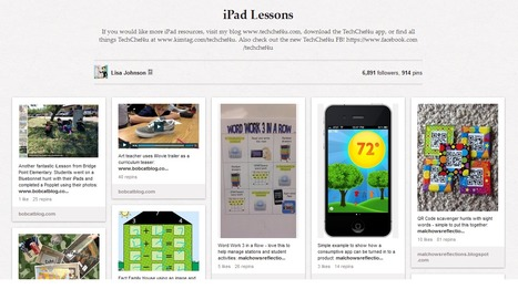 iPad Lessons | iPads in the classroom | Scoop.it