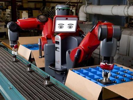 Un robot de 18.000 euros signe l'arrêt de mort de l'ouvrier   Economie Responsable et Consommation Collaborative   Scoop.it