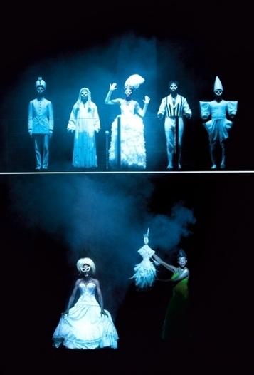 Les Nègres   Odéon Théâtre de l'Europe, Paris   Théâtre & co à Paris   Scoop.it
