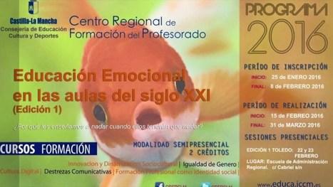 Curso de Formación: Inteligencia Emocional en el Aula (I).   TIKIS   Scoop.it