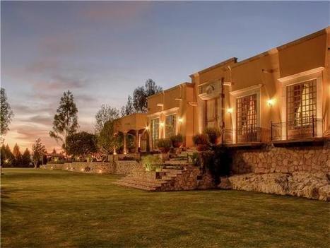 Luxury Homes, Estates & Properties | San Miguel de Allende, Mexico | Scoop.it