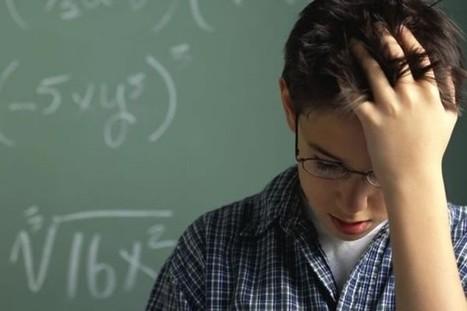 ¿Problemas con las matemáticas? Los científicos pueden arreglarlo - Informe21.com | Ciencia y Tecnología | Scoop.it